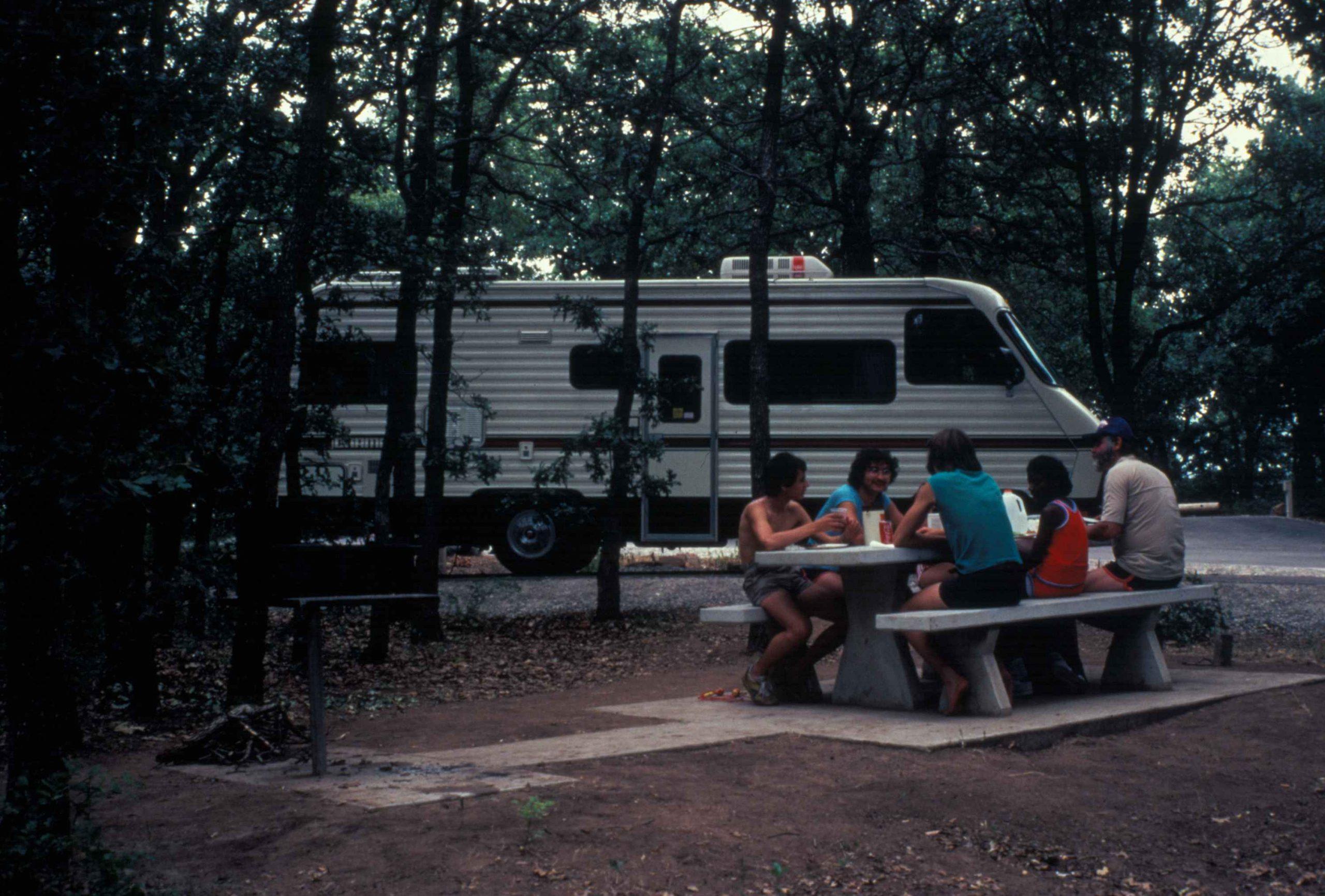 Choisir les vacances à la montagne dans un camping à Agos Vidalos